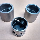 Cast Iron Motorcycle Piston Blank Castings
