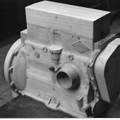 RILEY CYLINDER BLOCK PATTERN EQUIPMENT