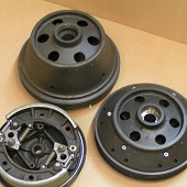 Matchless G50 Front & Rear Hubs