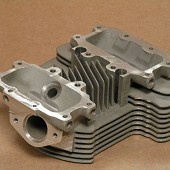 Matchless G50 Race Engine Motorcycle Cylinder Head
