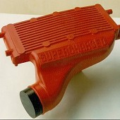 Rover V8 Supercharger Plenum Chamber pattern