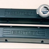 Bentley Rocker cover models.