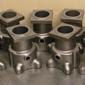 Replica V - Twin LTOWZ Cylinder Barrel Castings.