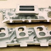 Ford 2.8 & 3.0 Inlet manifolds (aluminium)